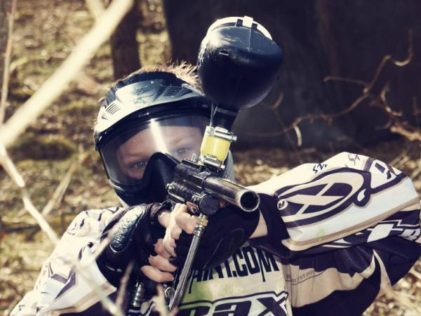 Paintball Clermont-Ferrand - Auverpaint